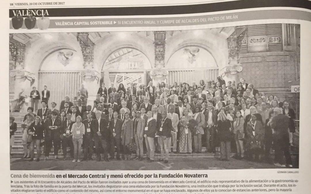 Valencia Capital Mundial de la Alimentación Sostenible