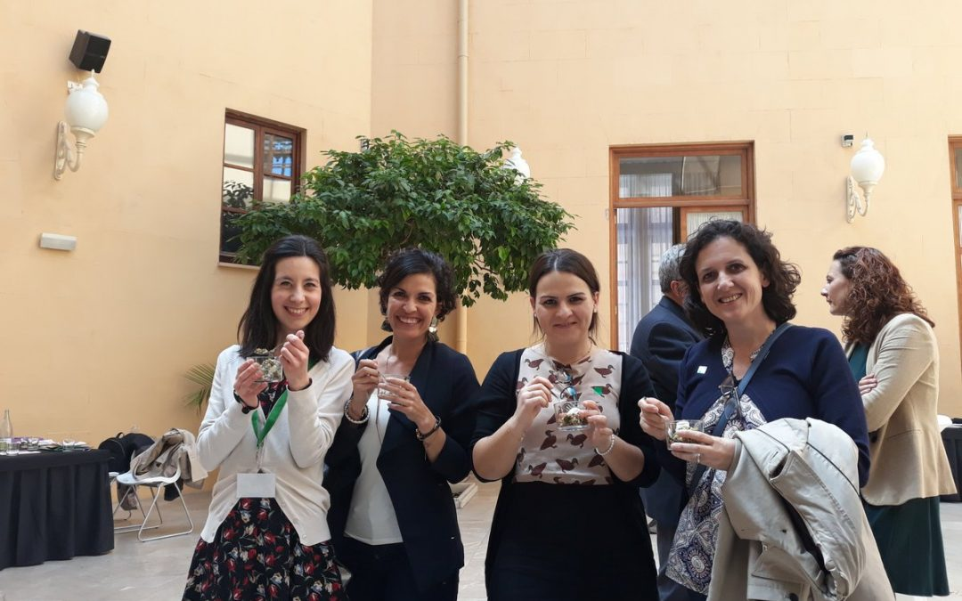 Novaterra Catering participa en la Jornada Estatal por una alimentación sostenible y saludable de la Mensa Civica