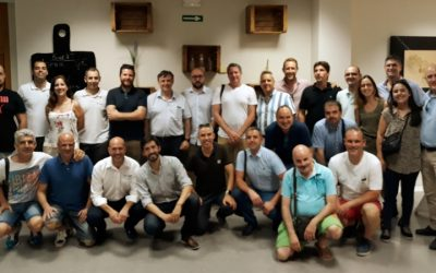 Novaterra Catering acull el final de curs de Leansis en agraïment a la seua contribució al projecte
