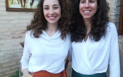 Talía y María «Solo con ver la página web ya teníamos prácticamente claro que nos casaríamos con Novaterra «