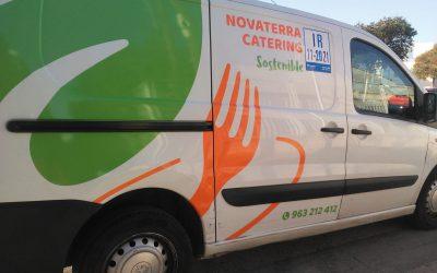 Novaterra Catering toma medidas frente a la delicada situación que estamos viviendo, pero mantiene su cocina central abierta para dar servicio de colectividades.